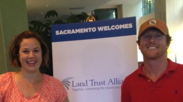 Land Trust Rally: Conservationists Come Together