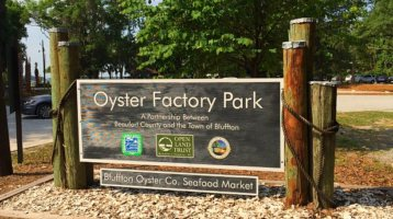 Oyster Factory Park Improvements
